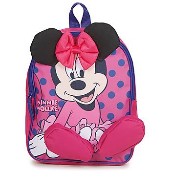 laukut Tytöt Reput Disney BACKPACK MINNIE Pink