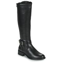 kengät Naiset Saappaat Les Petites Bombes ARINA Black