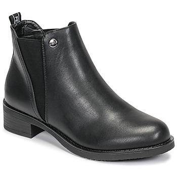 kengät Naiset Bootsit Les Petites Bombes AKINA Musta