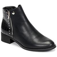 kengät Naiset Bootsit Les Petites Bombes ALINE Black
