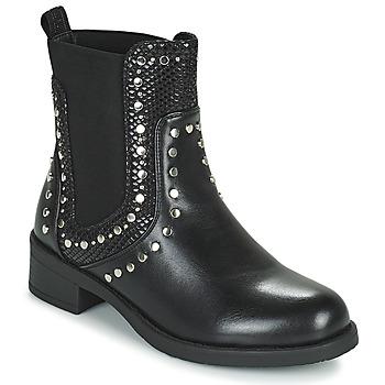 kengät Naiset Bootsit Les Petites Bombes ALONA Black