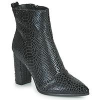 kengät Naiset Nilkkurit Les Petites Bombes YGRITTE Musta