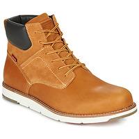 kengät Miehet Bootsit Levi's JAX PLUS Brown