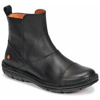 kengät Naiset Bootsit Art MISANO Musta