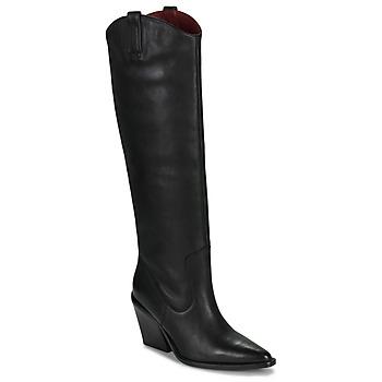 kengät Naiset Saappaat Bronx NEW KOLE Black