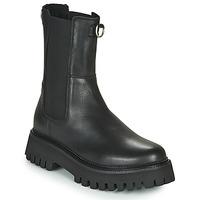 kengät Naiset Bootsit Bronx GROOV Y Musta