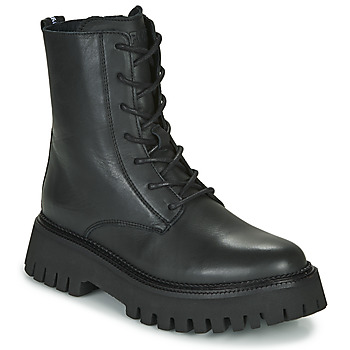 kengät Naiset Bootsit Bronx GROOV Y Black