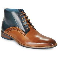 kengät Miehet Bootsit Kdopa HARRIS Cognac / Blue