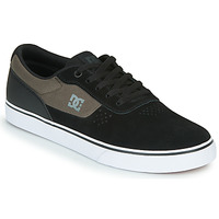 kengät Miehet Matalavartiset tennarit DC Shoes SWITCH Black