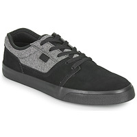kengät Miehet Matalavartiset tennarit DC Shoes TONIK SE Black / Grey