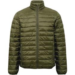 vaatteet Miehet Toppatakki 2786 TS030 Olive