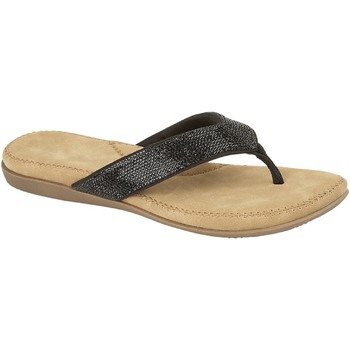 kengät Naiset Varvassandaalit Cipriata  Black