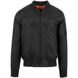 vaatteet Miehet Pusakka Build Your Brand BY030 Black