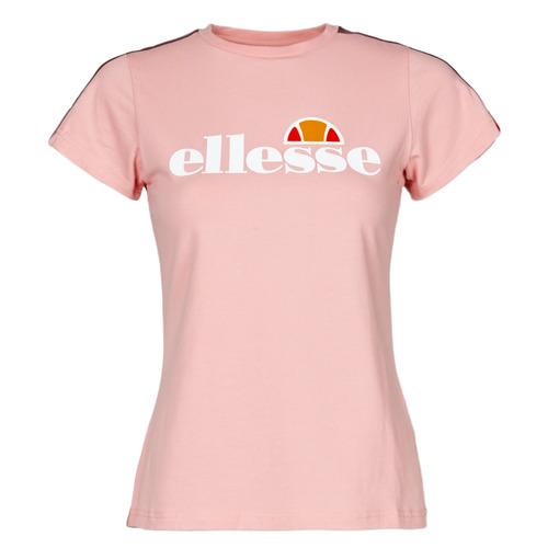 vaatteet Naiset Lyhythihainen t-paita Ellesse MALIS Pink
