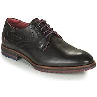 kengät Miehet Derby-kengät Fluchos CICLOPE Musta