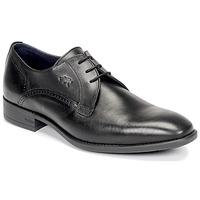 kengät Miehet Derby-kengät Fluchos LUKE Black