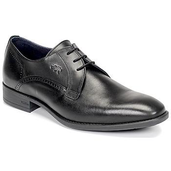 kengät Miehet Derby-kengät Fluchos LUKE Musta