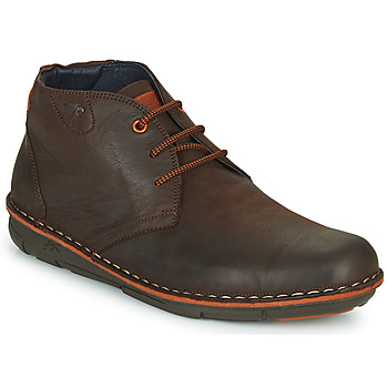 kengät Miehet Bootsit Fluchos ALFA Ruskea