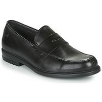kengät Miehet Mokkasiinit Fluchos SIMON Musta