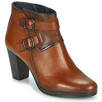 kengät Naiset Nilkkurit Dorking JIN Brown