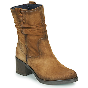 kengät Naiset Nilkkurit Dorking ROX Ruskea