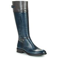 kengät Naiset Saappaat Dorking TIERRA Blue / Grey