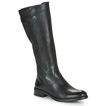 kengät Naiset Saappaat Dorking TIERRA Black