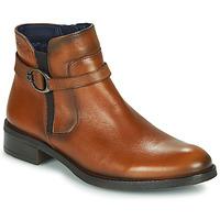 kengät Naiset Bootsit Dorking TIERRA Ruskea