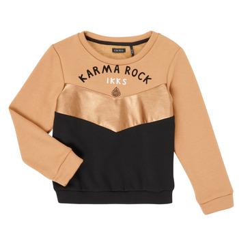 vaatteet Tytöt Svetari Ikks XR15012 Brown