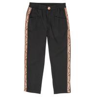 vaatteet Tytöt 5-taskuiset housut Ikks XR22012 Musta