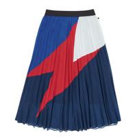vaatteet Tytöt Hame Ikks XR27052 Blue