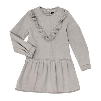 vaatteet Tytöt Lyhyt mekko Ikks XR30022 Harmaa