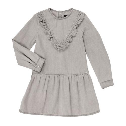 vaatteet Tytöt Lyhyt mekko Ikks XR30022 Grey