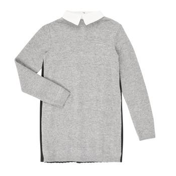 vaatteet Tytöt Lyhyt mekko Ikks XR30082 Harmaa