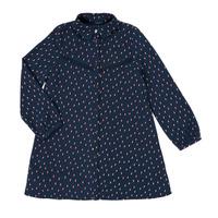 vaatteet Tytöt Lyhyt mekko Ikks XR30152 Sininen