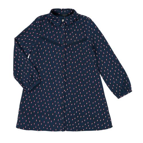 vaatteet Tytöt Lyhyt mekko Ikks XR30152 Blue