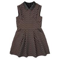 vaatteet Tytöt Lyhyt mekko Ikks XR30212 Musta