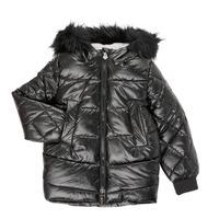 vaatteet Tytöt Parkatakki Ikks XR41122 Black