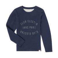 vaatteet Pojat Neulepusero Ikks XR18003 Sininen