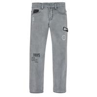 vaatteet Pojat Slim-farkut Ikks XR29123 Grey