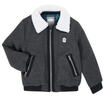 vaatteet Pojat Pusakka Ikks XR40083 Grey