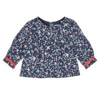 vaatteet Tytöt Paitapusero / Kauluspaita Ikks XR12010 Blue