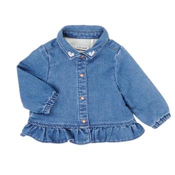 vaatteet Tytöt Paitapusero / Kauluspaita Ikks XR12030 Blue