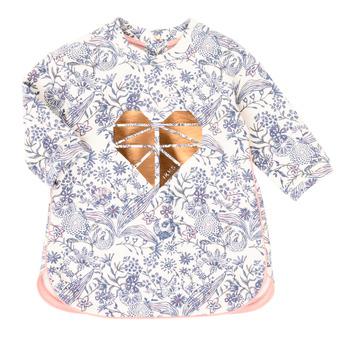 vaatteet Tytöt Lyhyt mekko Ikks XR30140 White