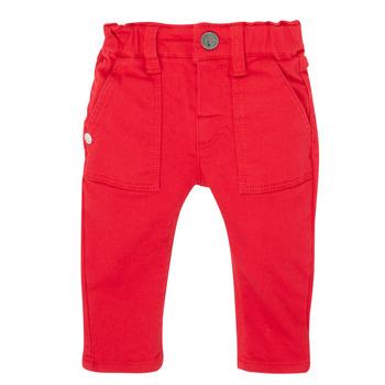 vaatteet Pojat Slim-farkut Ikks XR29061 Red