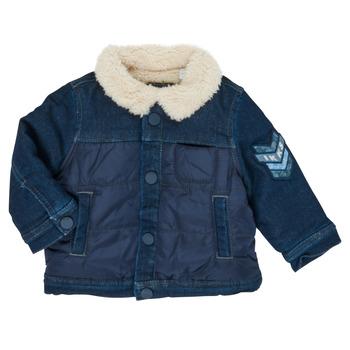 vaatteet Pojat Pusakka Ikks XR40031 Blue