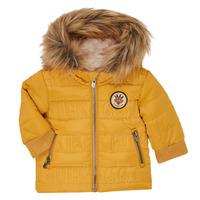 vaatteet Pojat Toppatakki Ikks XR41021 Keltainen