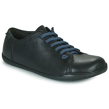 kengät Miehet Matalavartiset tennarit Camper PEU CAMI Musta