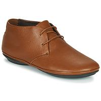 kengät Naiset Derby-kengät Camper RIGHT NINA Camel