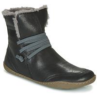 kengät Naiset Bootsit Camper PEU CAMI Musta